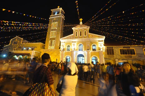 Development of Manaoag's Basilica Minore pushed