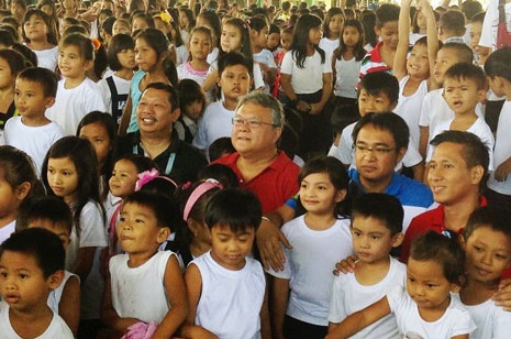 PNoy asked to release 'golden rice' to address vitamin A deficiency*