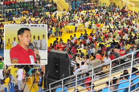 Brgy. Captains' Day gathers 3,000 brgy. leaders