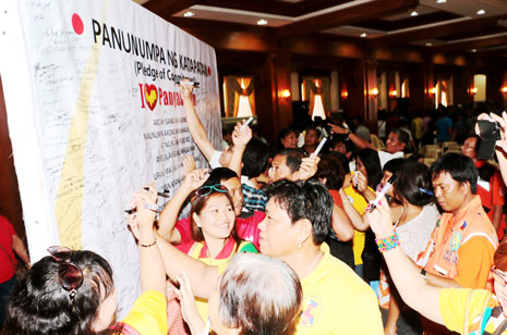I Love Pangasinan Movement launched
