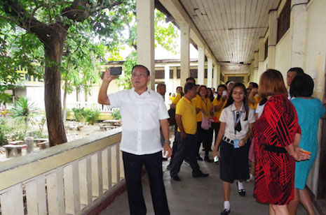 PNHS' Gabaldon buildings set to be rehabilitated