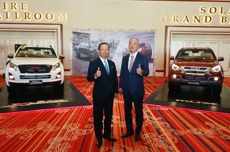 Isuzu launches new variants of D-MAX, mu-X