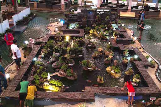 Hundred Islands In Bonsai Sunday Punch