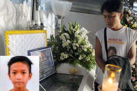Families of dead bullied victim, alleged bullies cry for justice