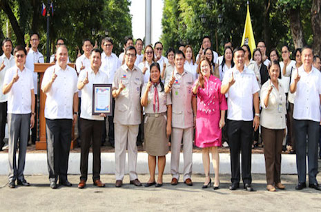 BSP HAILS PANGASINAN'S SUPPORT TO SCOUTING PROGRAMS IN THE PROVINCE