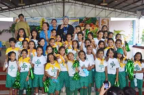 De Venecia hails DepEd's new modes of teaching