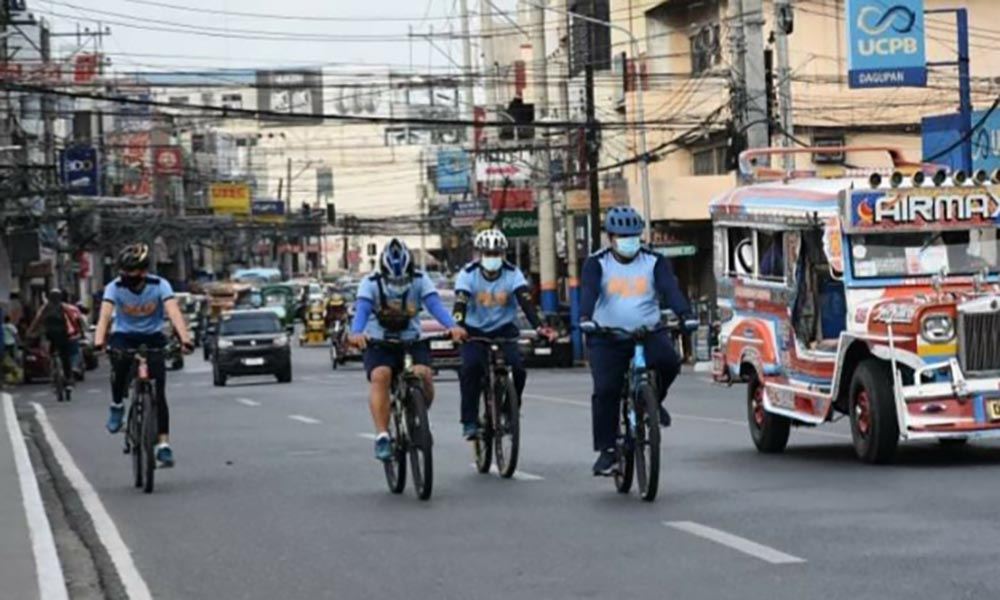 POLICE BIKE PATROL