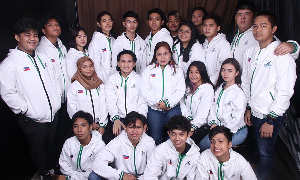 Alaminos students win international award