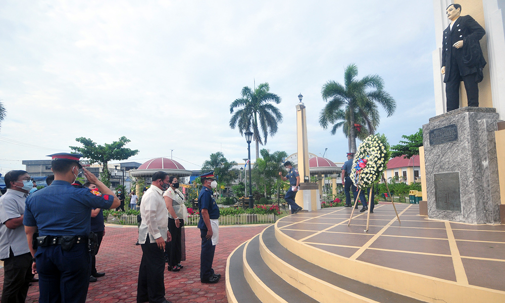 123rd INDEPENDENCE DAY IN LINGAYEN