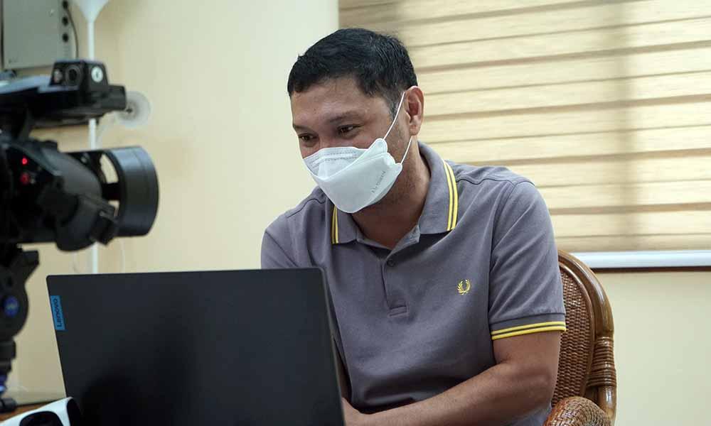 Gov. Espino assures Abig Pangasinan resumes community service soon